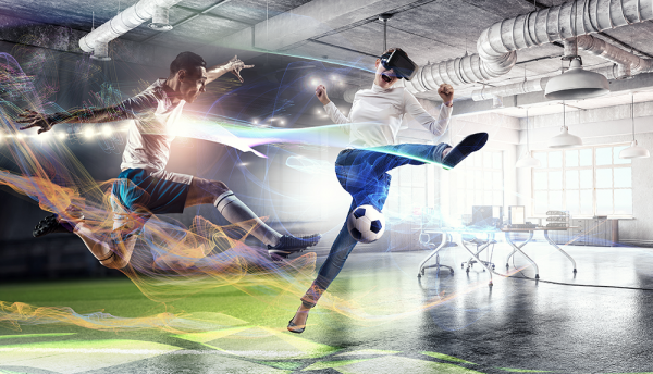 du and Nokia demonstrate new 5G use case with VR football game