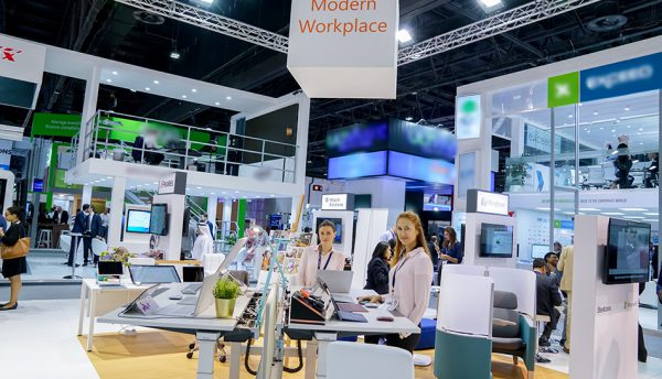 Microsoft showcases solutions for modern workplace and cybersecurity