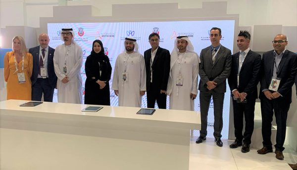 Department of Finance and Abu Dhabi Digital Authority accelerate Digital Transformation of government services with RPA