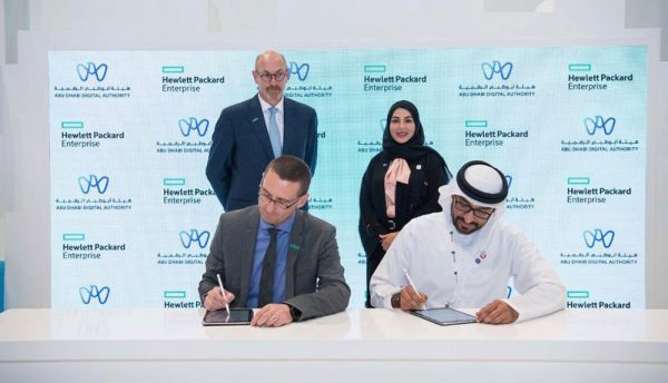 HPE to help accelerate Abu Dhabi Digital Authority's data federation vision