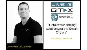 Live @ GITEX: Daniel Pope, CEO, Submer