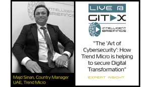 Live @ GITEX: Majd Sinan, Country Manager – UAE, Trend Micro