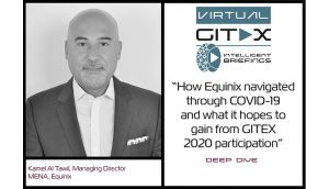 Virtual GITEX: Kamel Al Tawil, Managing Director MENA, Equinix